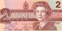 2 Dollar Kanada