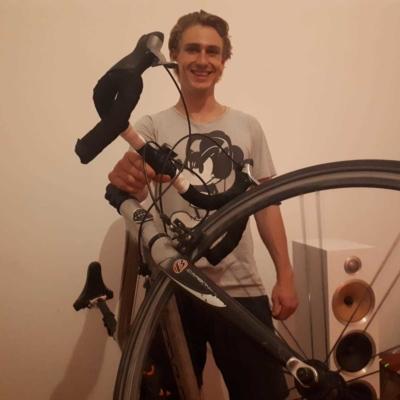 Hannes M  Rad 2