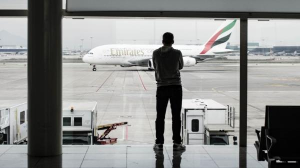 Flughafen Plane Flugzeug
