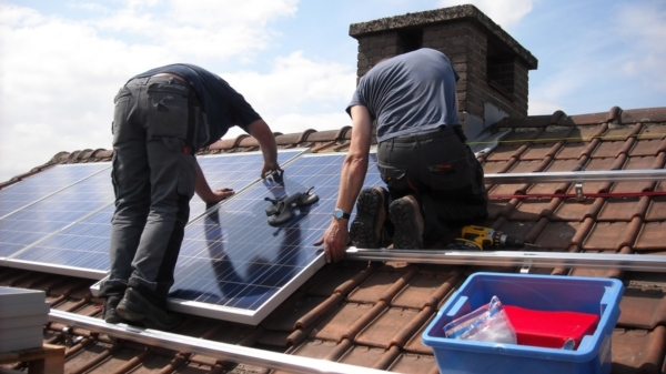 Roof green energy roofing roofer labor ecological 693531 pxhere com