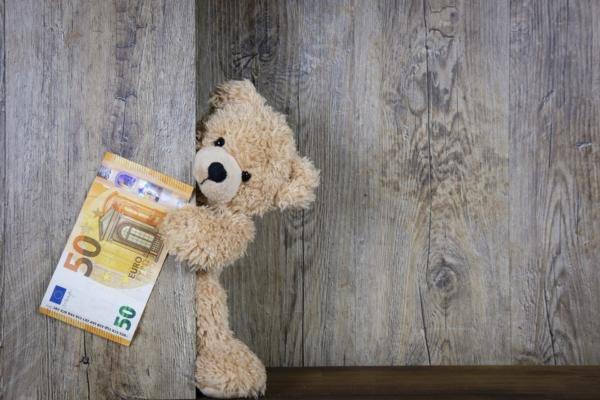 Geld Bär
