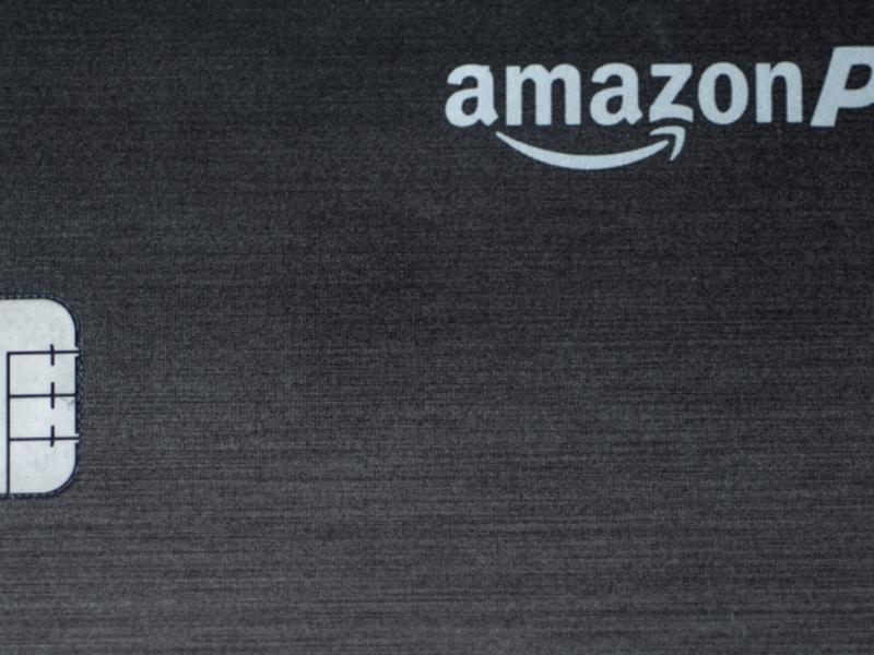 Amazon visa card wird überpfrüft