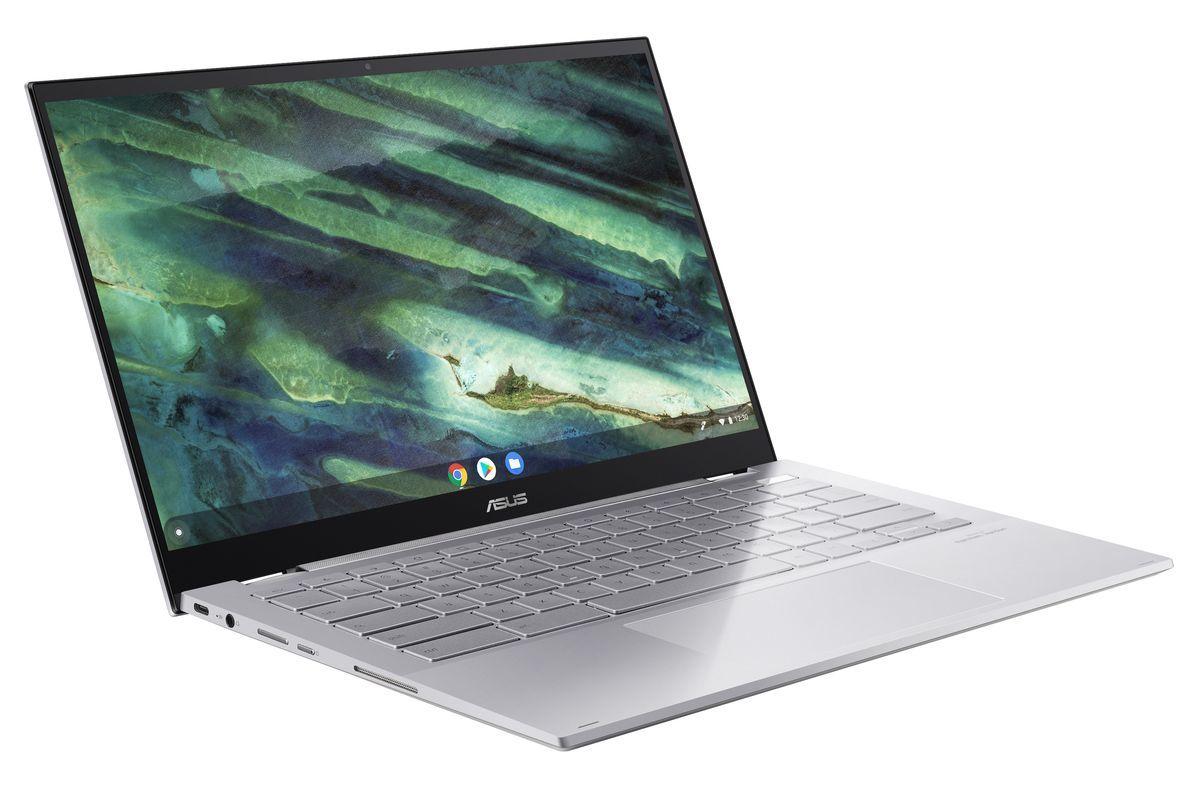 Chromebooks wie das Asus Flip 434 sind klasse verarbeitet und bieten ansprechende Leistung und Ausdauer.