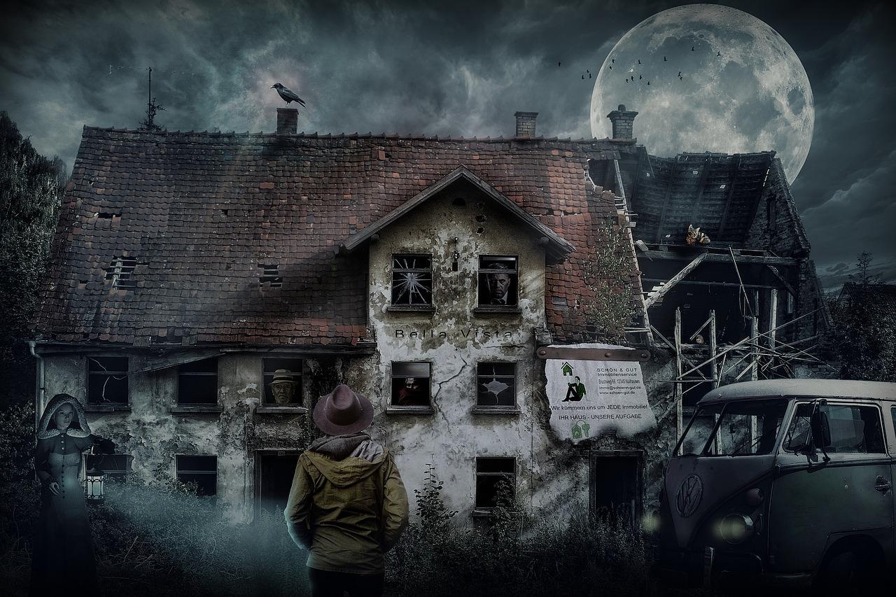 Schnäppchen für Schnellentschlossene: Das Haus steht schon lange zum Verkauf – aber keiner will es zu diesem Preis haben.