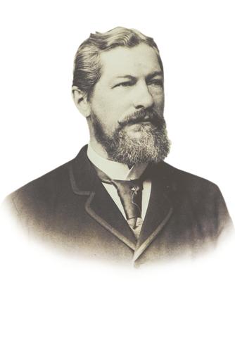 Der Gründer: Johann Joachim Darboven