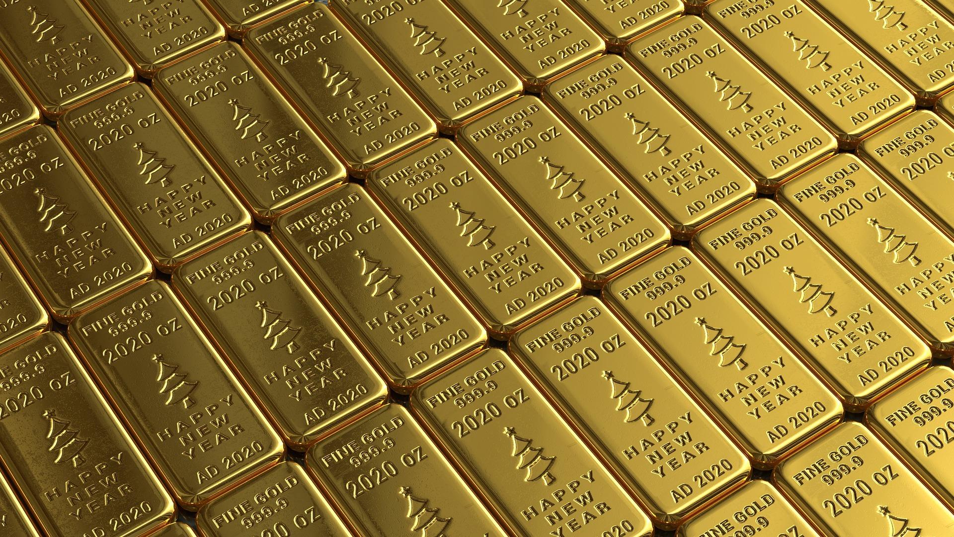 Der Goldpreis mit 1944,71 Dollar pro Feinunze war noch nie höher.