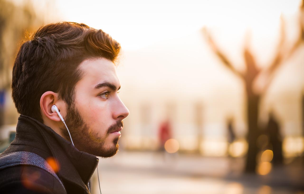 Achtung: In-Ear-Kopfhörer gelten als Hygieneartikel.
