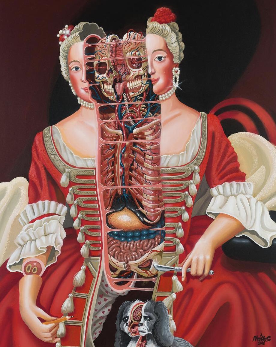 …und Wilhelmine von Bayreuth (2018).