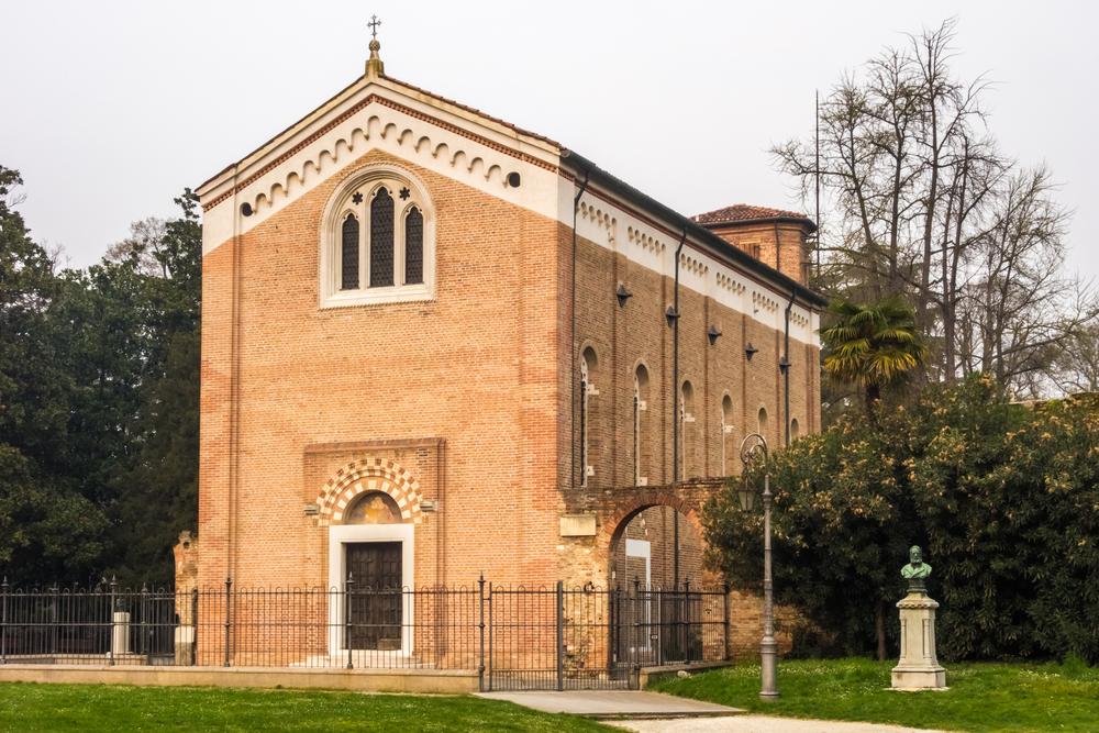 Die Cappella degli Scrovegni in Padua (Bild: Shutterstock)