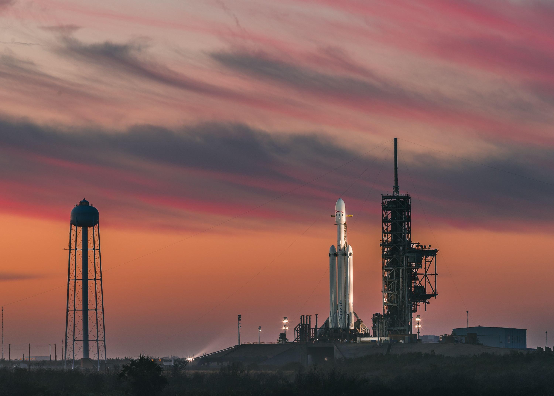 Eine von vielen Visionen des Elon Musk: Die Eroberung des Weltalls und Menschen auf dem Mars