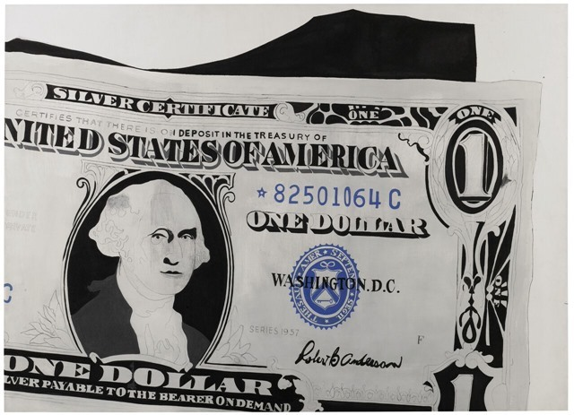 One Dollar Bill (Silver Certificate), 1962 – Sotheby's