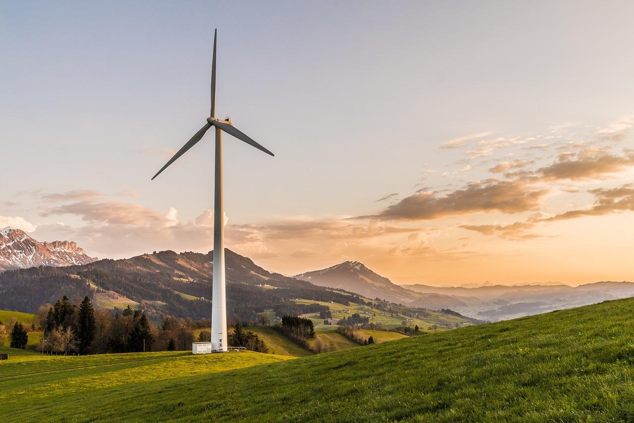 Aufpassen bei Ökostrom. Nicht alle Anbieter setzten hundertprozentig auf regenerative Energiequellen.