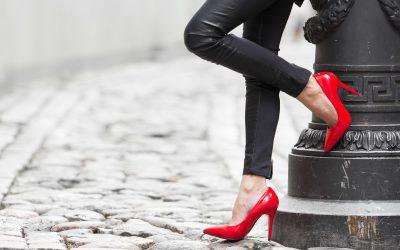 Ker tudi čevlji niso celoten izgled!
