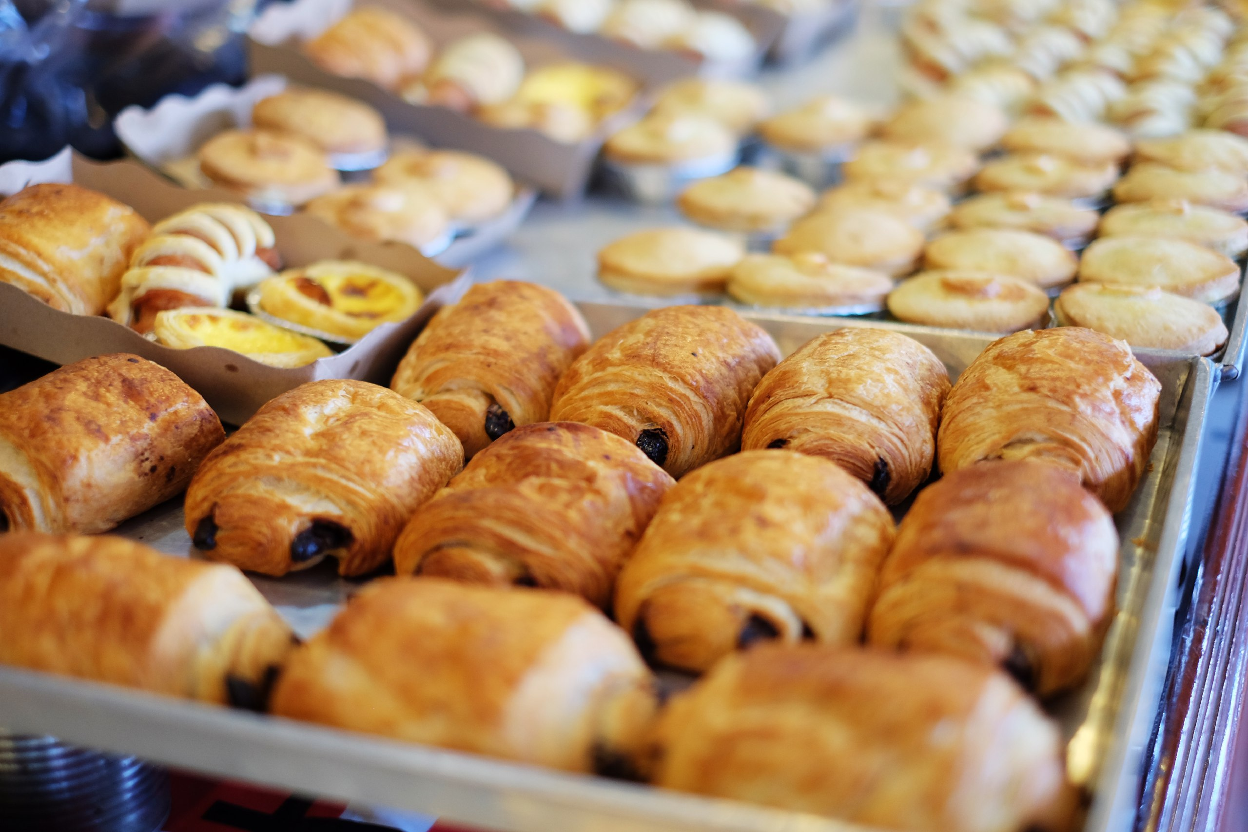 Bakery pipeline. Photo by Mink Mingle on Unsplash