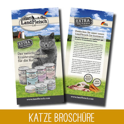 LandFleisch Cat Broschüre