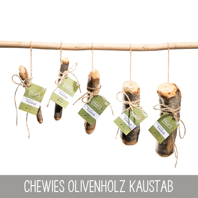 Chewies Olivenholz