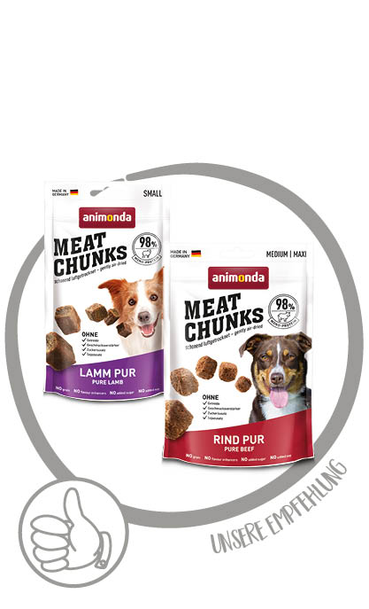 Animonda Meat Chunks