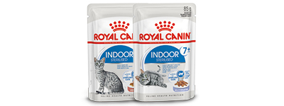 Royal Canin Indoor Nassfutter