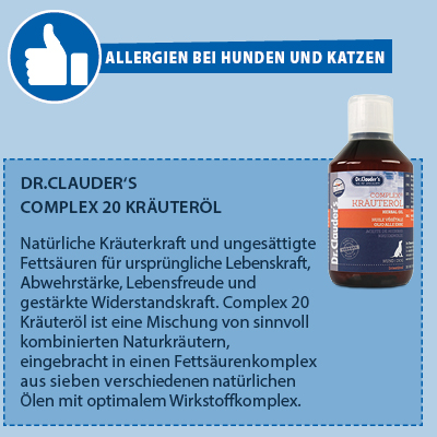 Dr. Clauder's Complex 20 Kräuteröl