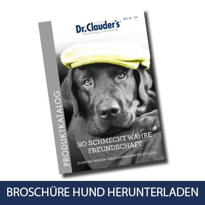 Dr. Clauder's Produkte für Hunde