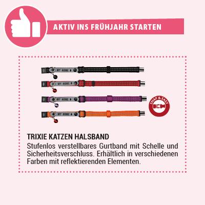 Trixie Katzen Halsband