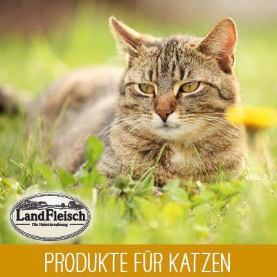 LandFleisch Produkte für Katzen