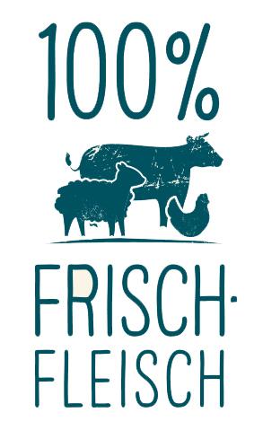 100% Frischfleisch