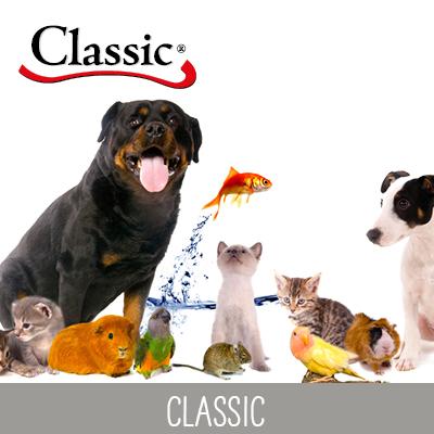 Classic Hundefutter, Katzenfutter, Kleintierfutter & Vogelfutter