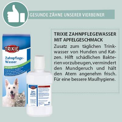 Trixie Zahnpflegewasser Hund & Katze