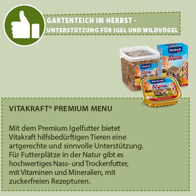 Vitakraft Premium Menu