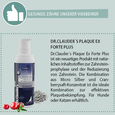 Dr. Clauder´s Plaque EX