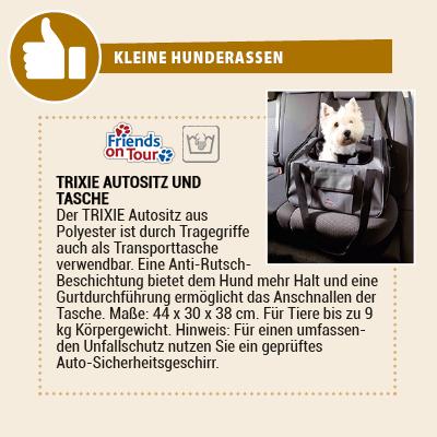 Trixie Autositz