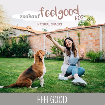 zookauf feelgood Dog Hundesnacks