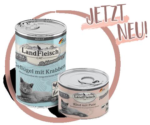LandFleisch Cat - Jetzt neu!