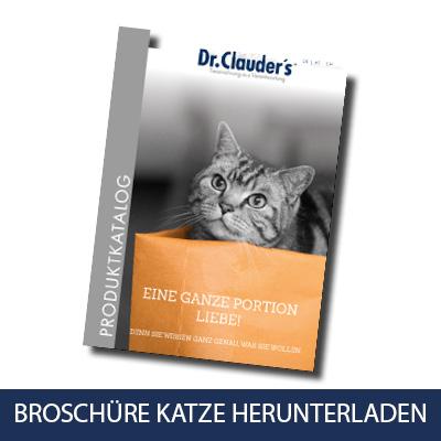 Dr. Clauder's Produkte für Katzen