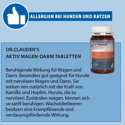 Dr. Clauder's Aktiv Magen-Darm Tabletten