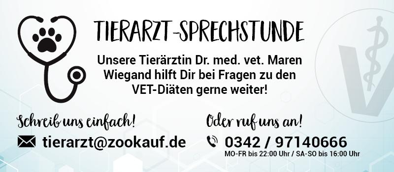 Tierarzt-Sprechstunde