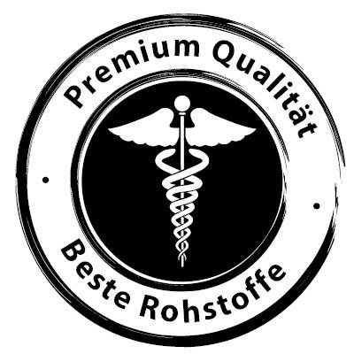 Premium Qualität, Beste Rohstoffe