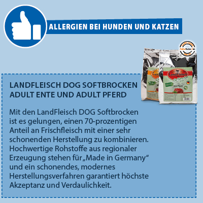 Landlfeisch Dog Softbrocken
