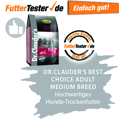 Dr. Clauder´s Best Choice
