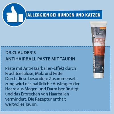 Dr. Clauder's Antihairball Paste