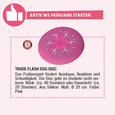 Trixie Frisbee