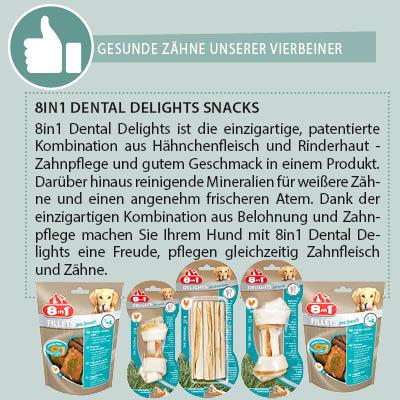 8in1 Dental Snacks