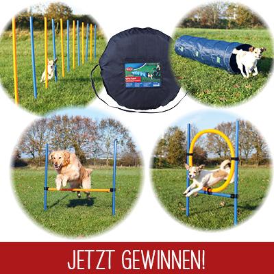 Aktiv & Sport Hund Gewinnspiel