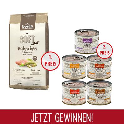 Made in Germany Hund Gewinnspiel