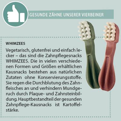 Whimzees Zahnbürste