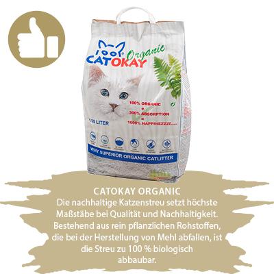 CatOkay Organic