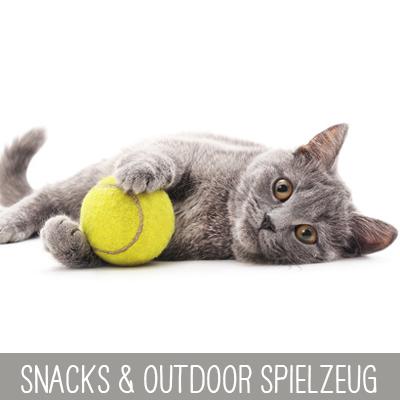 Snacks & Outdoor Spielzeug