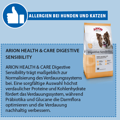 Arion Health & Care Digestive sensibility