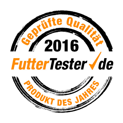 Futtertester Siegel 2016